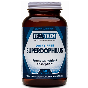 Superdophilus 60 probiotics