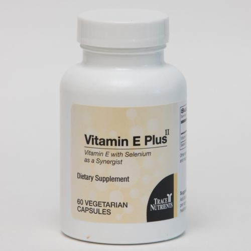 Trace Nutrient Vitamin E Plus II